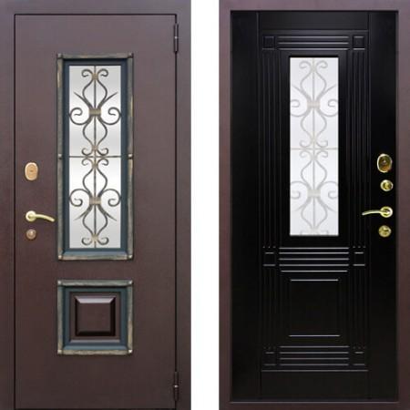 Входная дверь Венеция 8 см Венге (Морозостойкие)