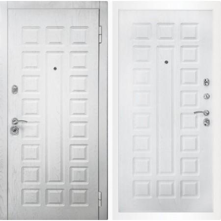 Входная дверь Йошкар-Ола 2К Альберо браш грей (с шумоизоляцией)
