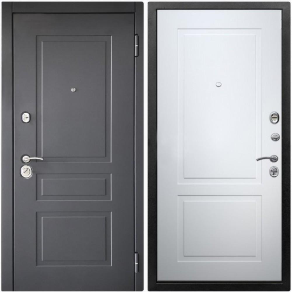 Входная дверь Йошкар-Ола Лорд 2К Белый матовый (с шумоизоляцией)