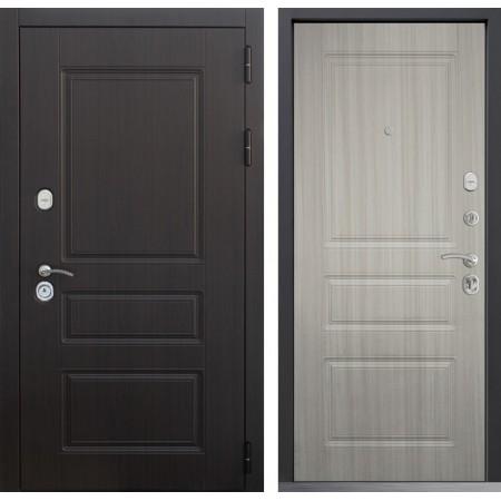 Металлическая дверь Йошкар-Ола CLASSICA 02 Белая лиственница