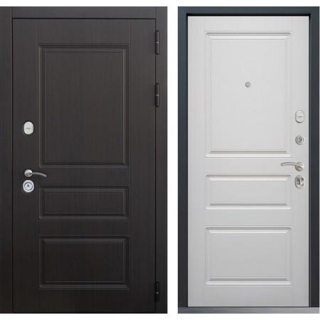 Металлическая дверь Йошкар-Ола CLASSICA 02 Белый матовый