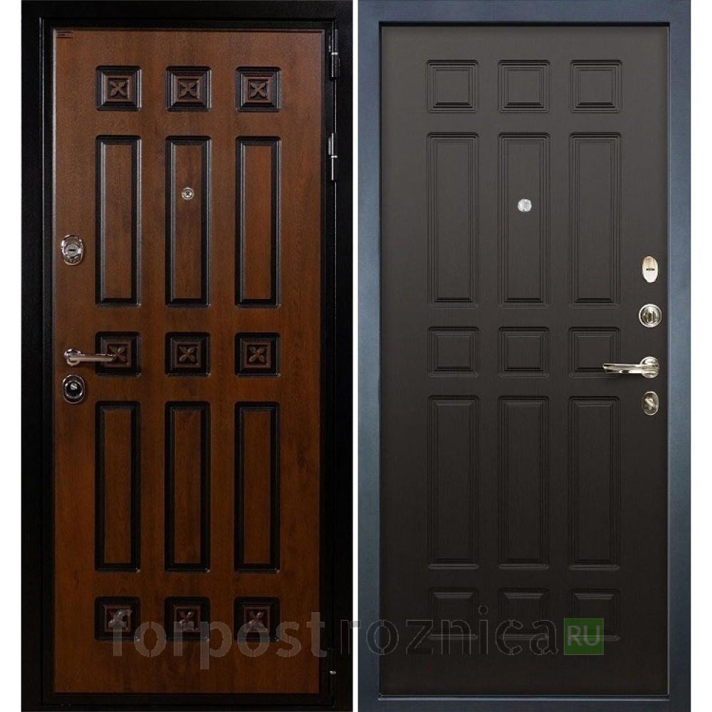Входная дверь Лекс Гладиатор 3К Винорит Венге (панель №29)