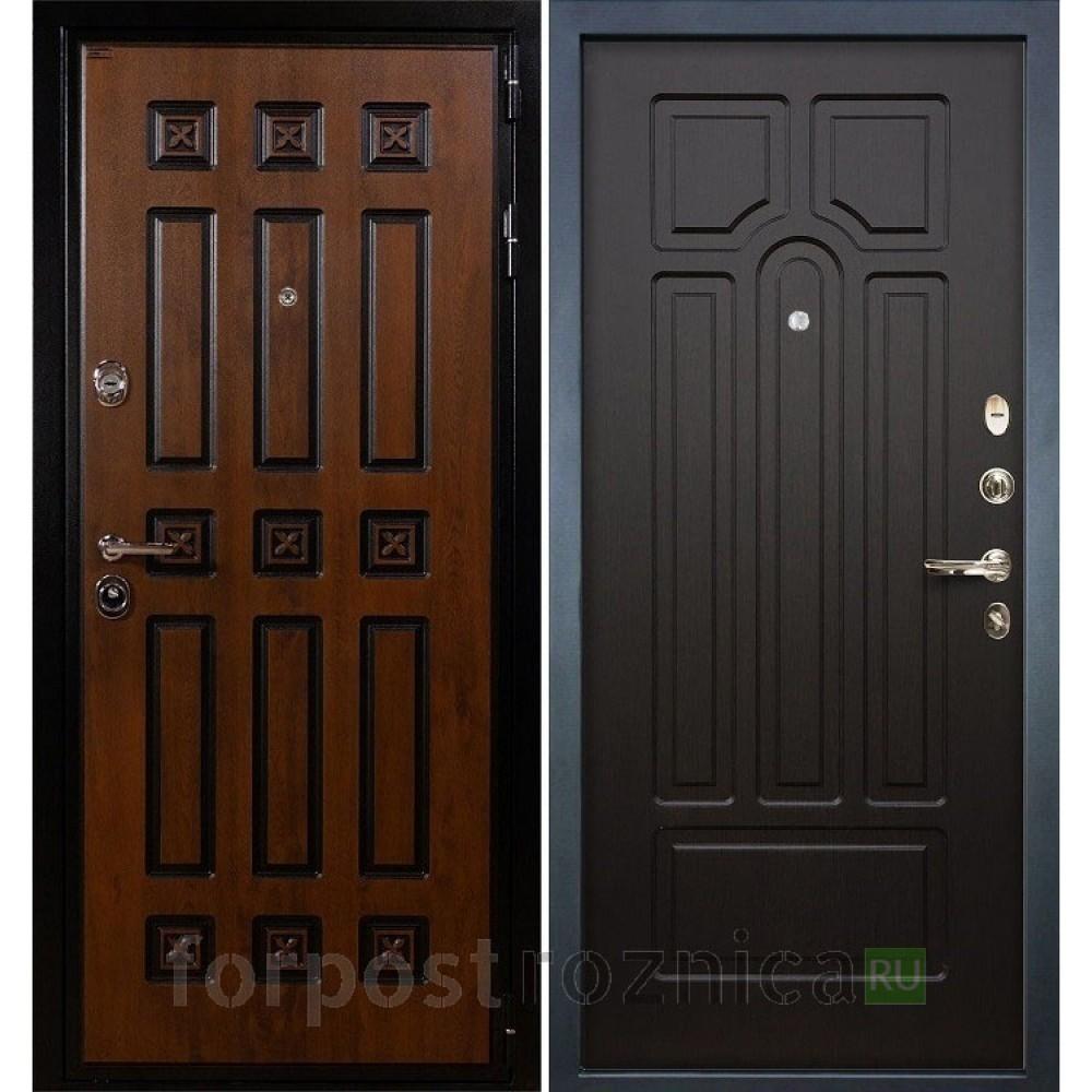 Входная дверь Лекс Гладиатор 3К Винорит Венге (панель №32)