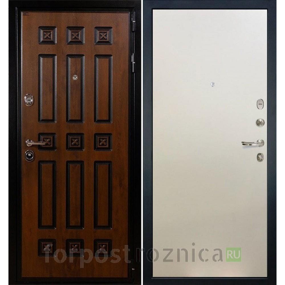 Входная дверь Лекс Гладиатор 3К Винорит Ясень белый (панель №62)