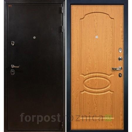 Входная дверь Лекс Колизей Дуб натуральный (панель №15)