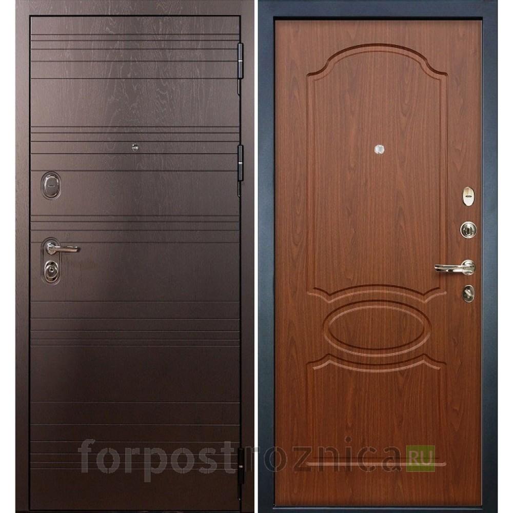 Входная дверь Лекс Легион 3К Береза мореная (панель №12)