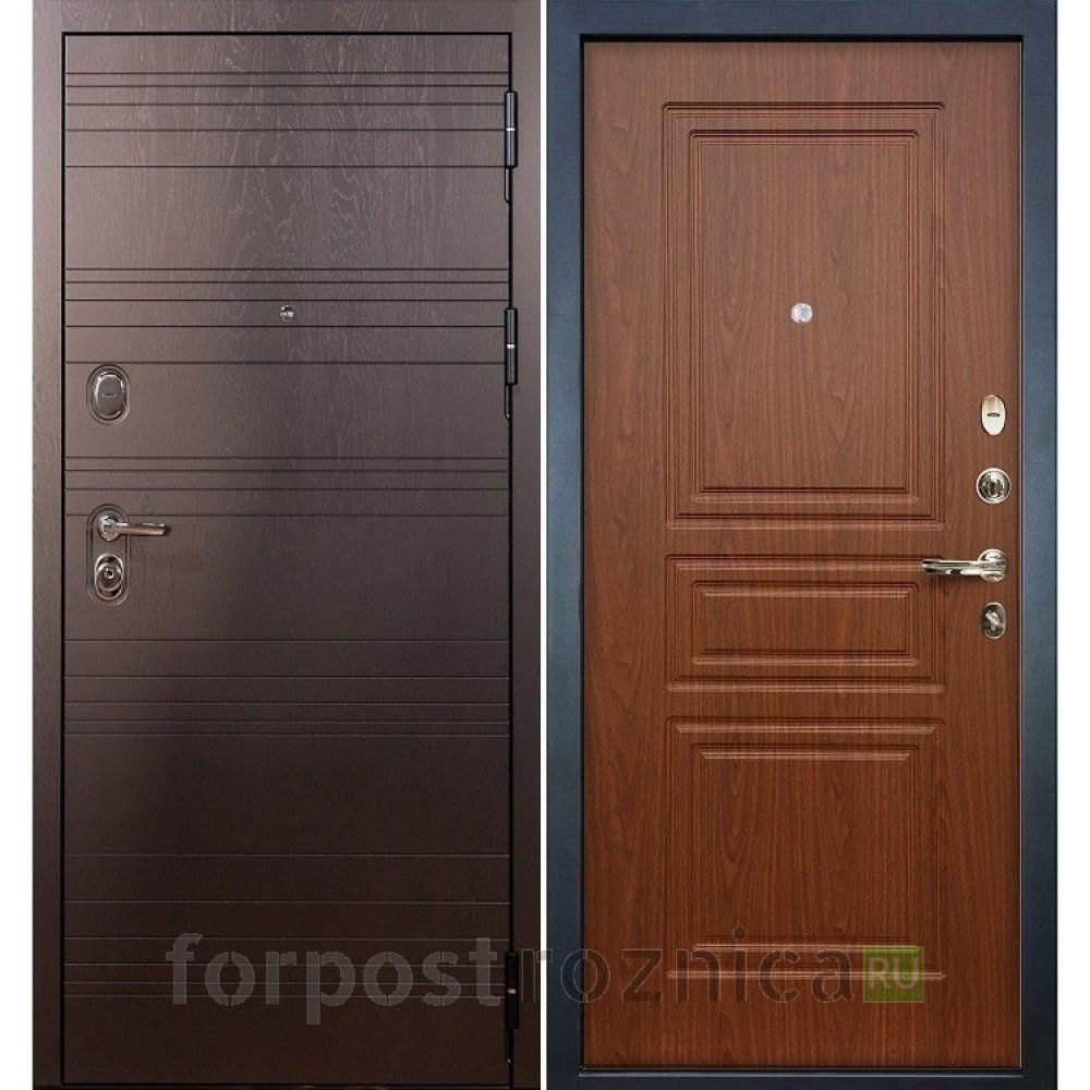 Входная дверь Лекс Легион 3К Береза мореная (панель №19)