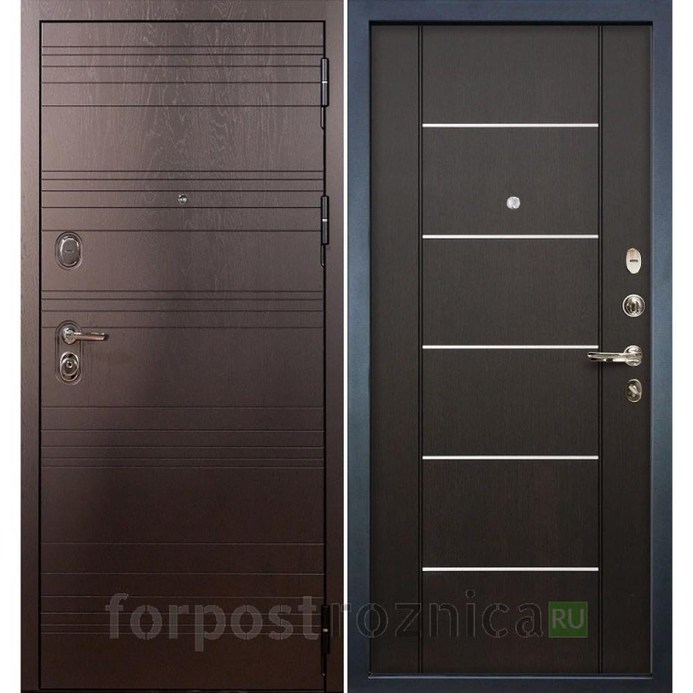 Входная дверь Лекс Легион 3К Венге (панель №24)