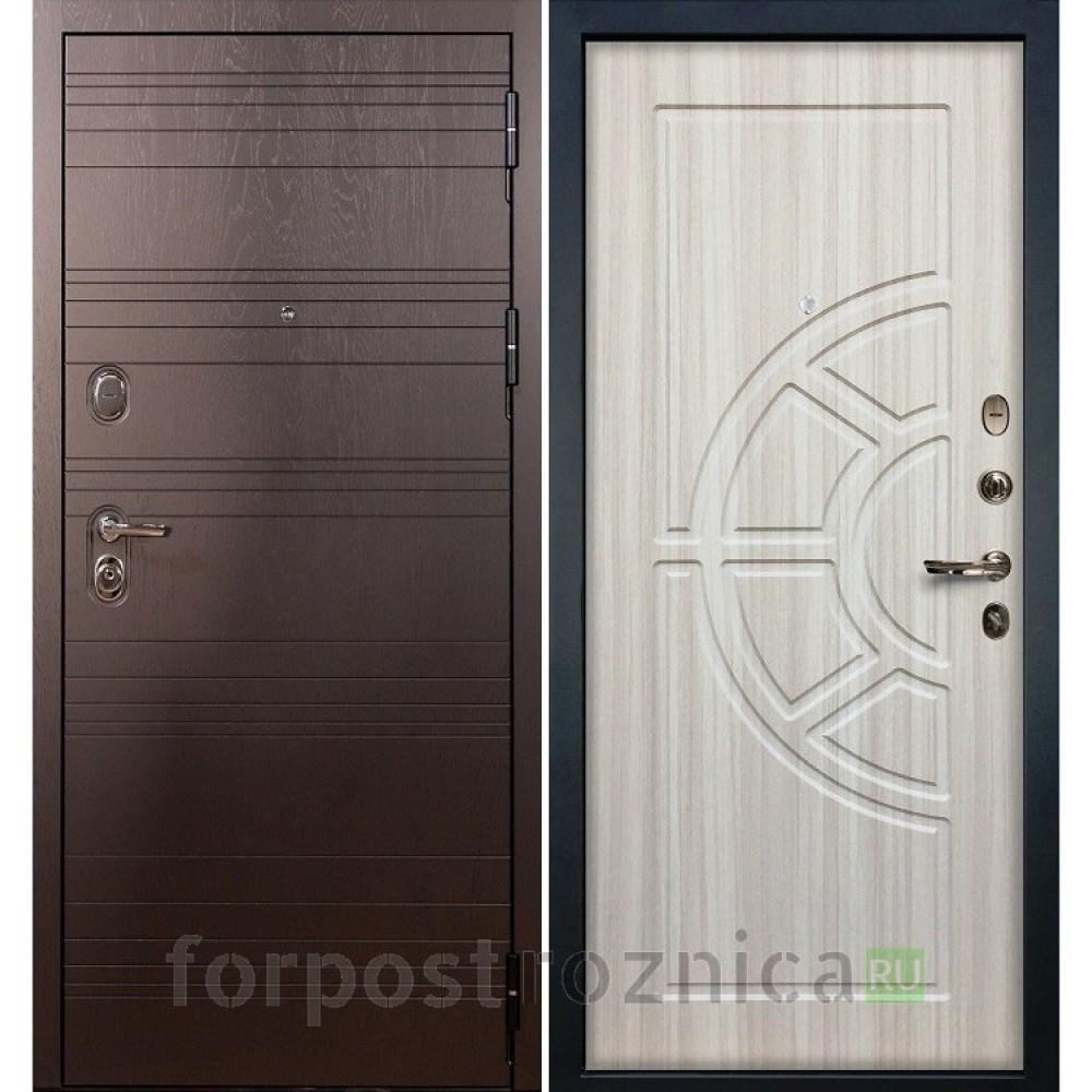 Входная дверь Лекс Легион 3К Сандал белый (панель №44)