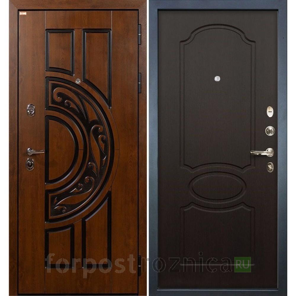 Входная дверь Лекс Спартак Cisa Венге (панель №13)