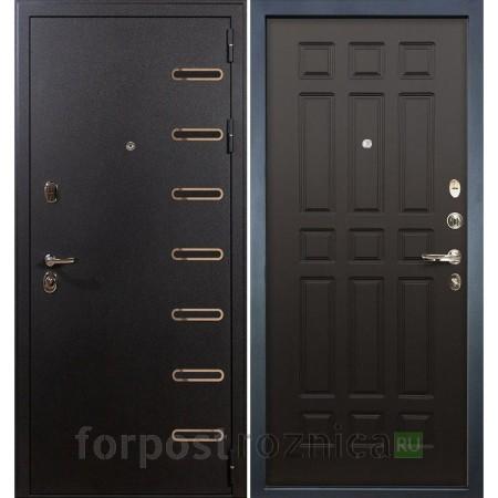 Входная дверь Лекс Витязь 29 Венге (Трехконтурные)