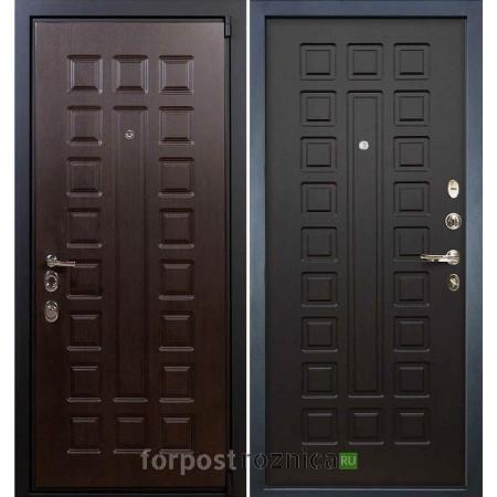 Входная дверь Лекс 4А Неаполь Mottura-Cisa Венге №21