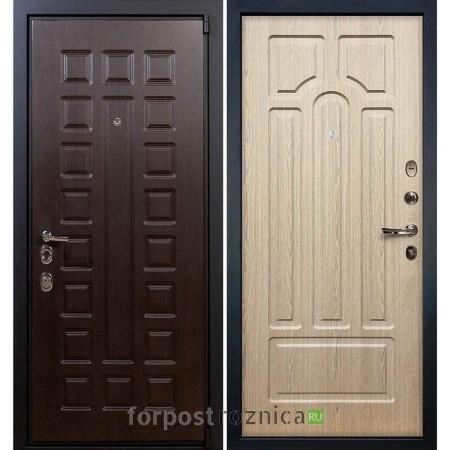 Входная дверь Лекс Неаполь MOTTURA Беленый дуб №25