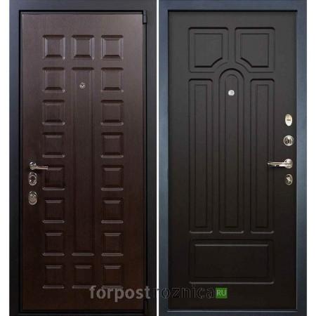 Входная дверь Лекс 4А Неаполь Mottura-Cisa Венге №32