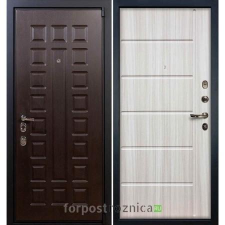 Входная дверь Лекс 4А Неаполь Mottura-Cisa Сандал белый №42