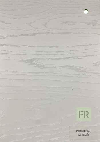 Цвет внутренней отделки двери РоялВуд Белый