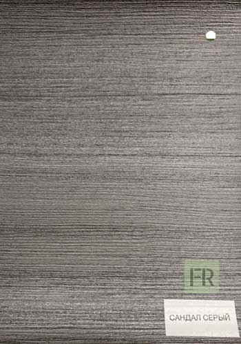 Цвет внутренней отделки двери Сандал серый