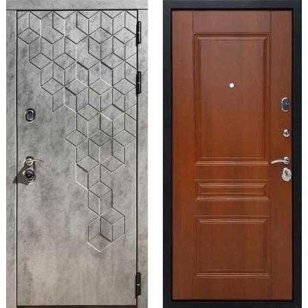 Входная дверь REX 23 Пчела ФЛ-243 Орех