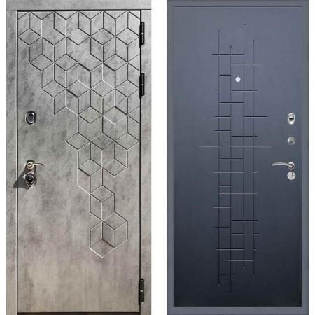 Входная дверь REX 23 Пчела ФЛ-289 Ясень черный