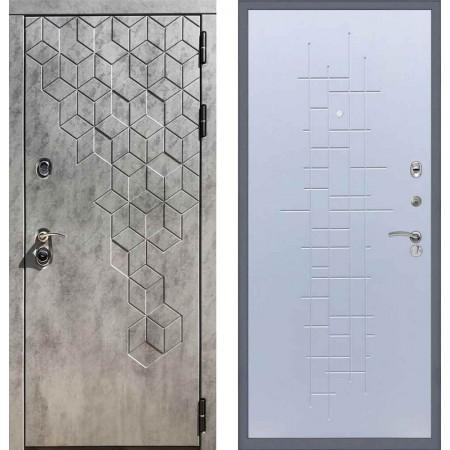 Входная дверь REX 23 Пчела ФЛ-246 Белый ясень