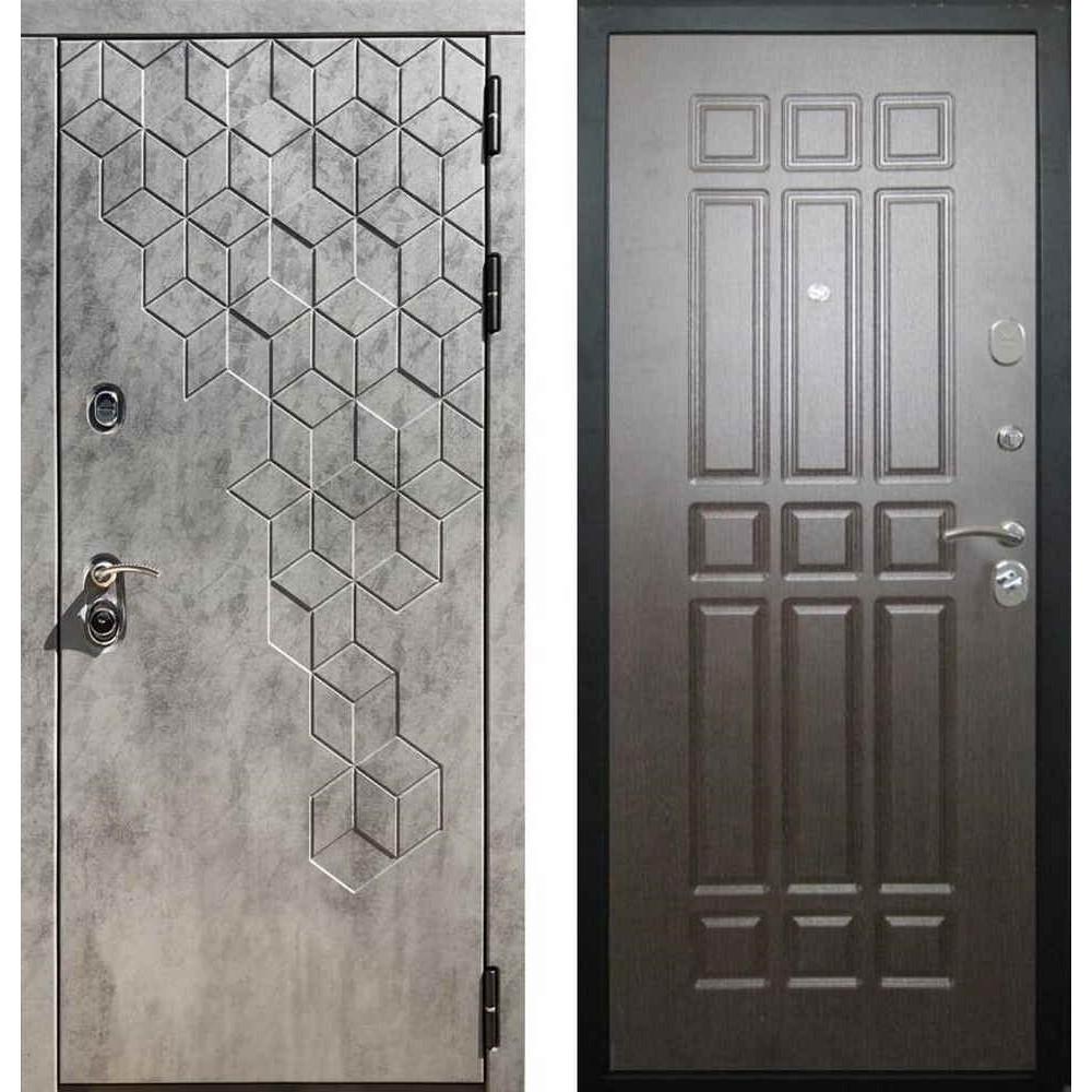 Входная дверь REX 23 Пчела ФЛ-33 Венге