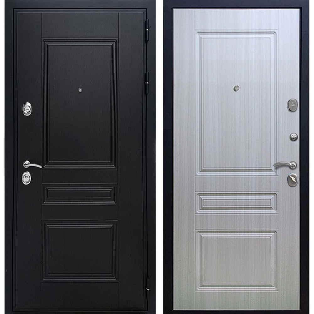 Входная дверь REX Премиум H венге ФЛ-243 сандал белый