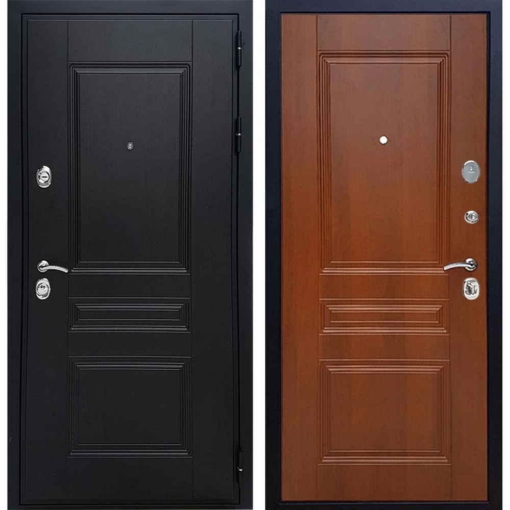Входная дверь REX Премиум H  ФЛ-243 Орех