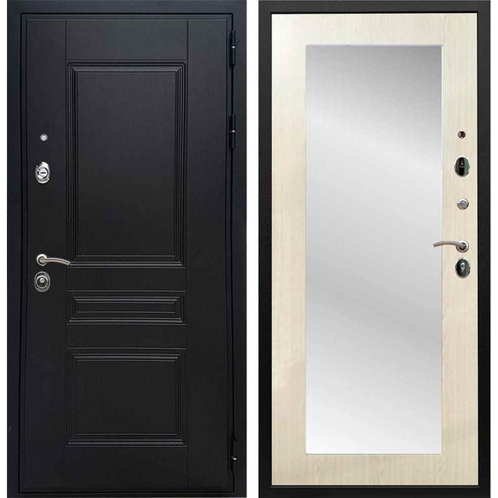 Входная дверь REX Премиум H венге пастораль лиственница бежевая