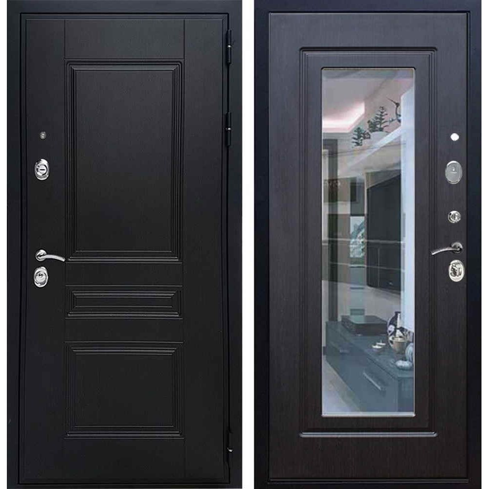 Входная дверь REX Премиум H венге ФЛЗ-120 венге