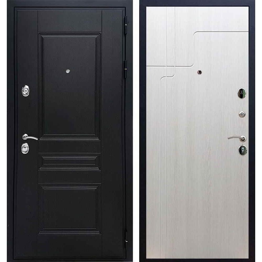 Входная дверь REX Премиум H венге ФЛ-246 Лиственница бежевая