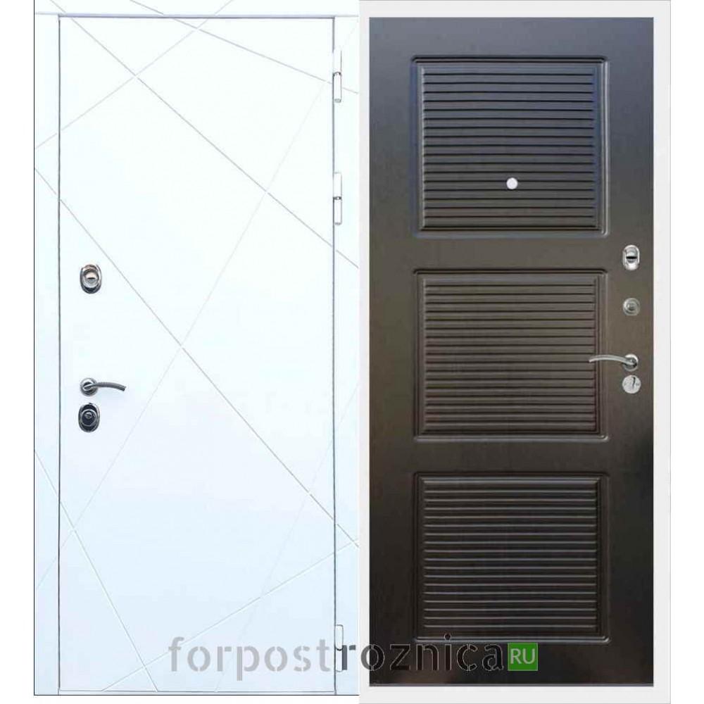 Входная дверь REX 13 ФЛ-1 Венге