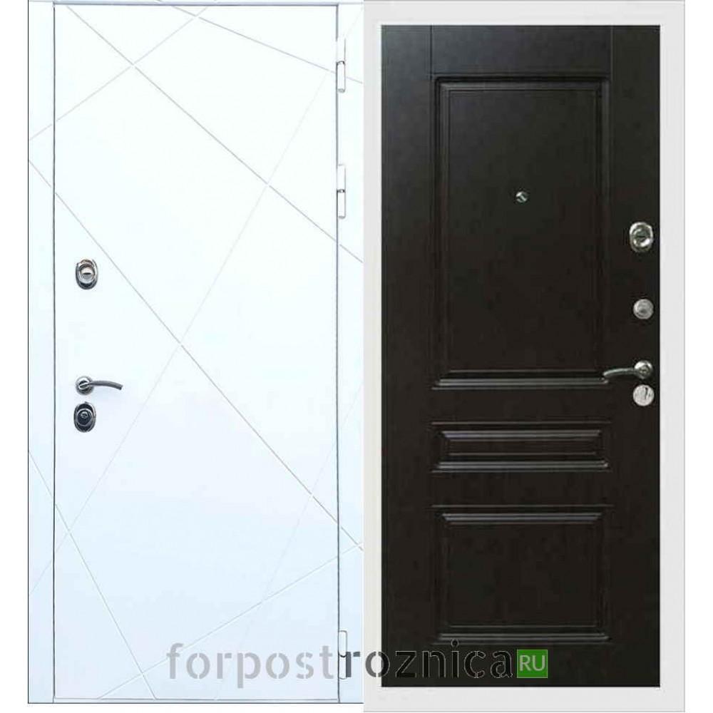 Входная дверь REX 13 ФЛ-243 Венге