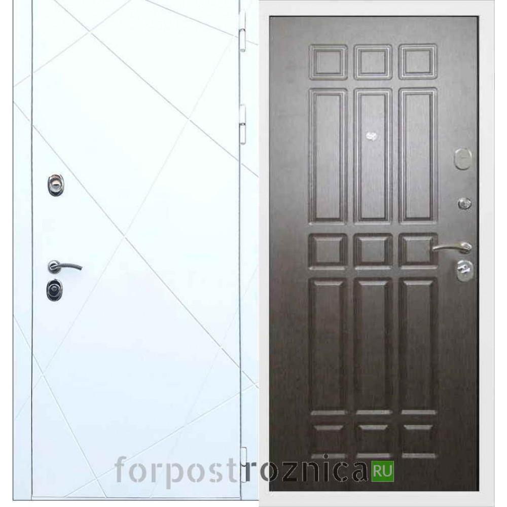 Входная дверь REX 13 ФЛ-33 Венге