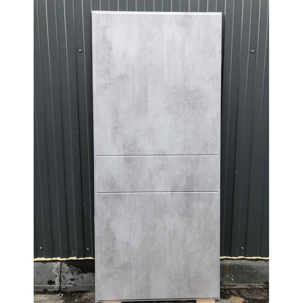 Входная дверь REX 13 Бетон ФЛ-290 бетон светлый