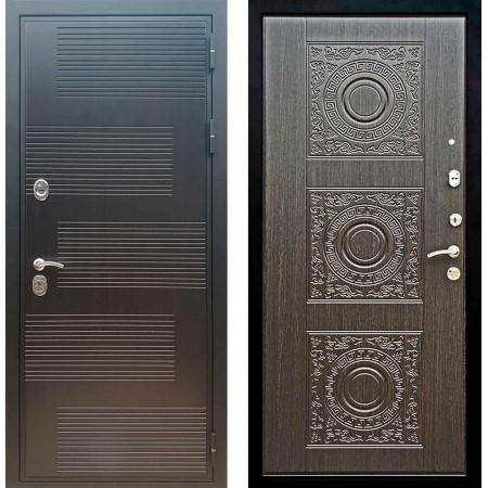 Входная металлическая дверь Рекс Премиум 185 Д 18 Венге