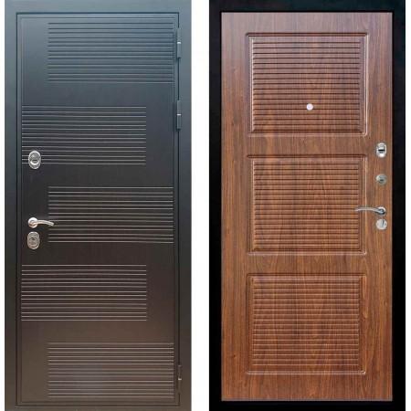 Входная металлическая дверь Рекс Премиум 185 ФЛ 1 Береза мореная