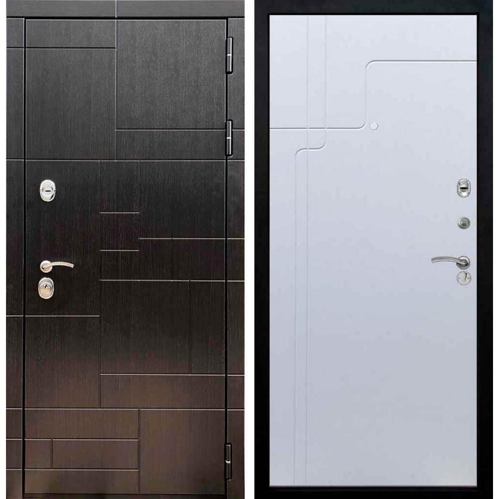 Входная дверь Рекс 20 ФЛ 246 Белый ясень