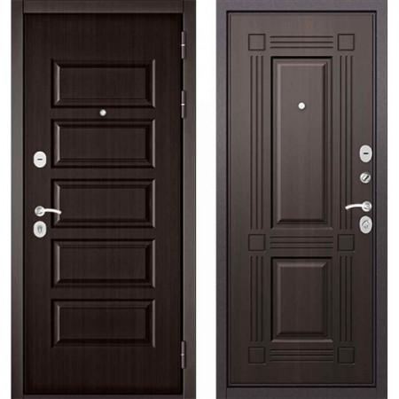 Входная дверь Бульдорс MASS 90 PP Ларче темный (с шумоизоляцией)