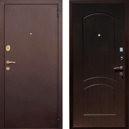 Входная дверь REX 1A Венге (Наружного открывания)