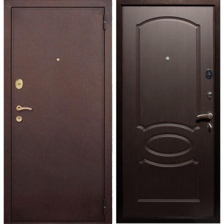 Входная дверь REX 2 Венге (Антивандальная)