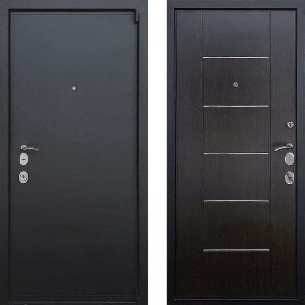 Входная дверь Рекс 3 М Венге (Трехконтурные)