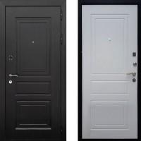 Входная дверь Рекс 6 Ясень Белый (С шумоизоляцией )