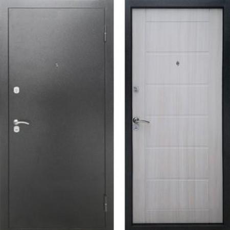 Входная дверь Рекс City Сандал белый  ( Антивандальные)