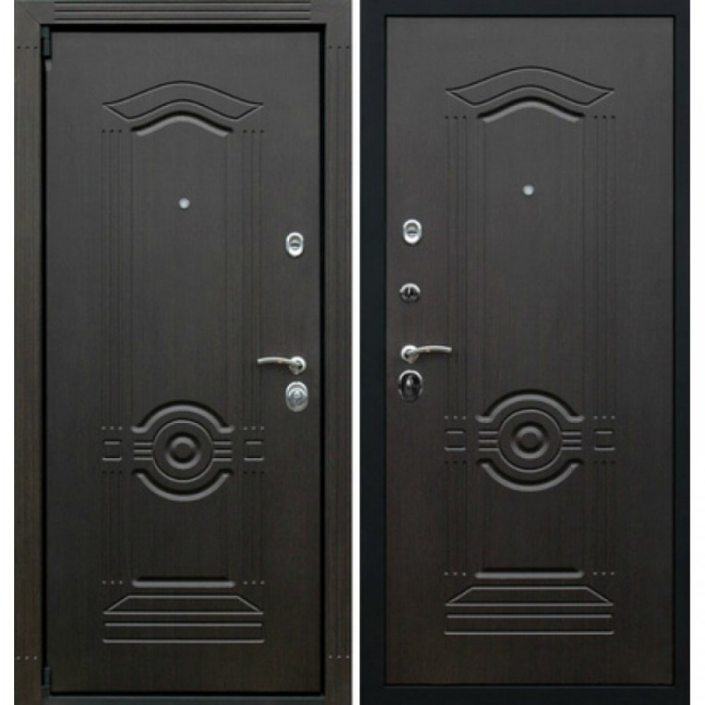 Входная дверь Рекс Grand Венге (сейфовые)