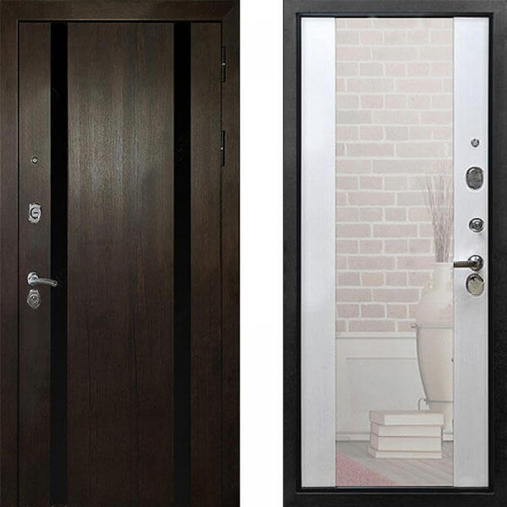 Входная дверь ReX Премьер Z-3 Белый Ясень (сейфовые)