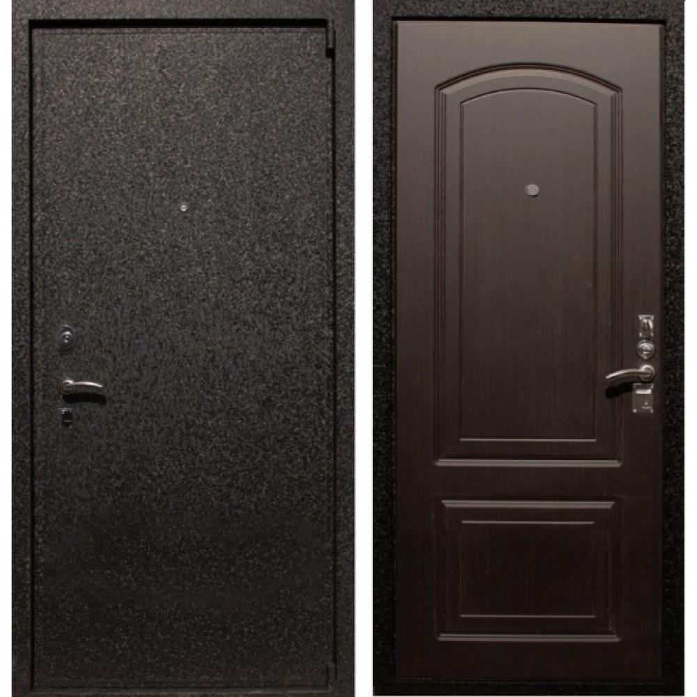Входная дверь Рекс Премиум 6 Венге (Трехконтурные)