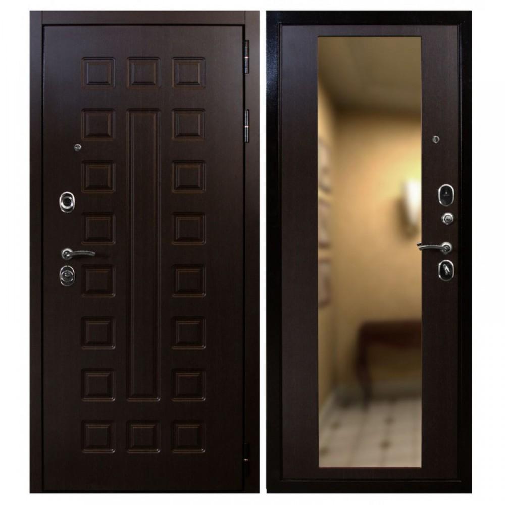 Входная дверь Рекс Сенатор СБ-16 Венге (сейфовые)