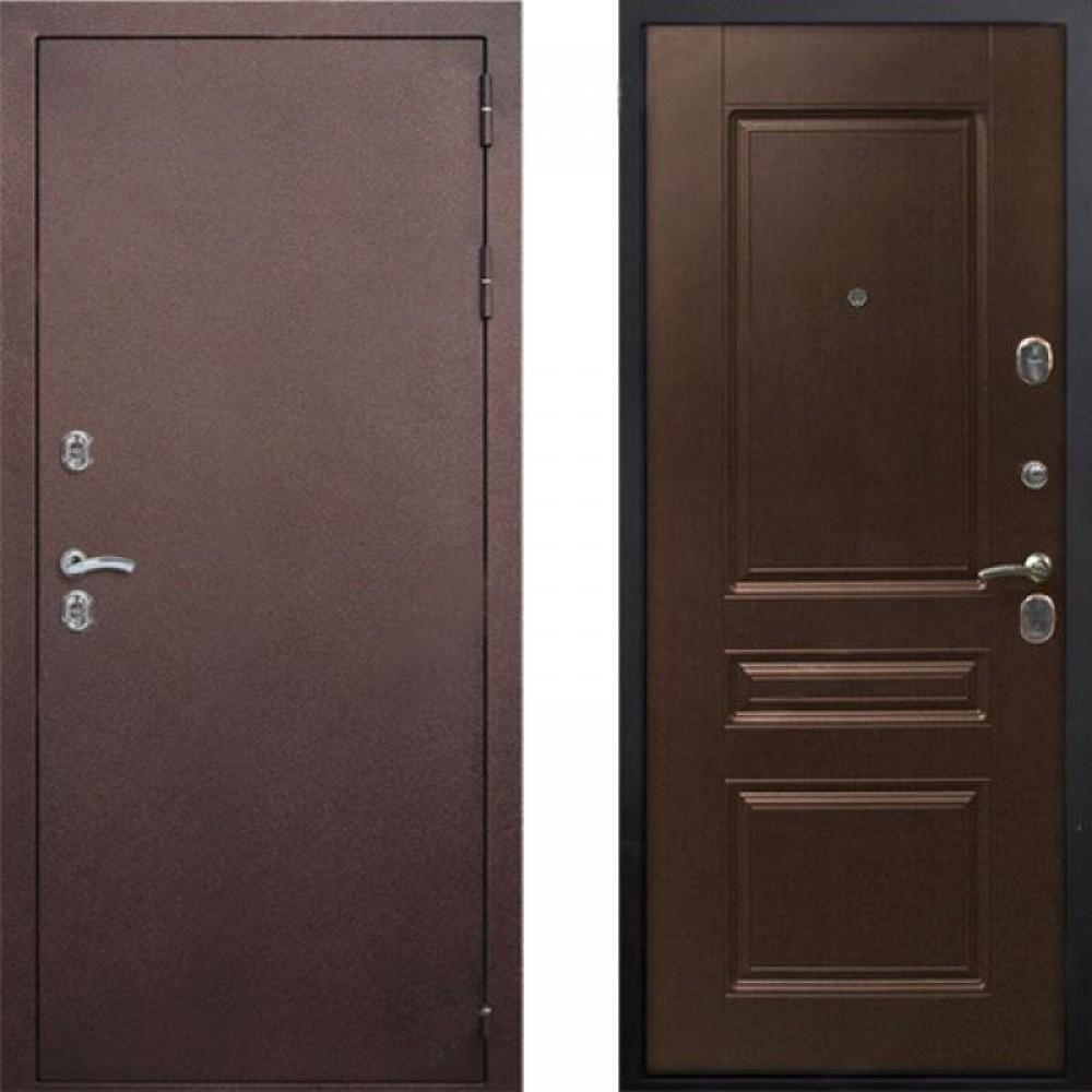 Входная дверь Рекс Термо 3К Алмон 28 (С терморазрывом)