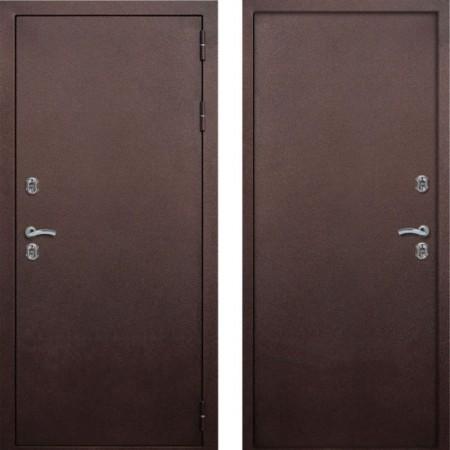 Входная дверь с терморазрывом Рекс Термо Металл/Металл (С терморазрывом)
