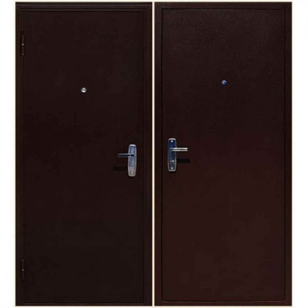 Дверь Форпост АМД 1 металл/металл
